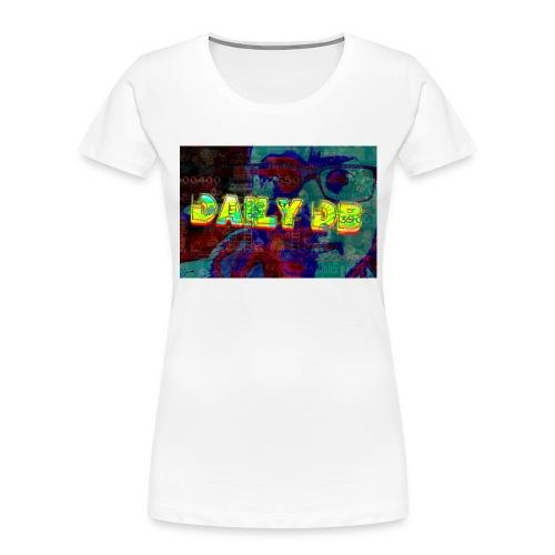 daily db poster - Women's Premium Organic T-Shirt