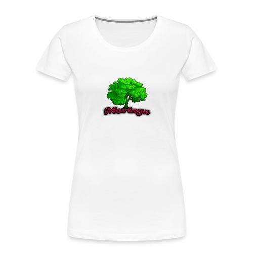 Moringa Logo Apple Iphone 6/6S Case - Women's Premium Organic T-Shirt
