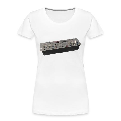 AMF 25 - Women's Premium Organic T-Shirt