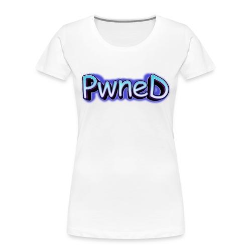 Pwned - Women's Premium Organic T-Shirt