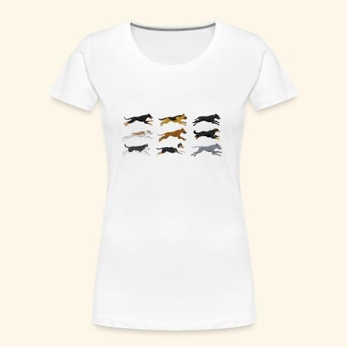 The Starting Nine - Women's Premium Organic T-Shirt