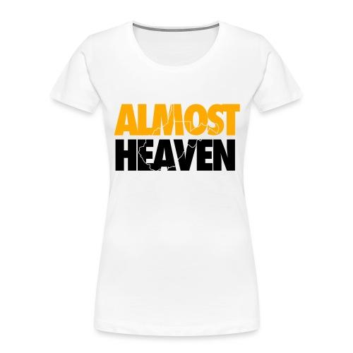 Almost Heaven Long Sleeve Shirts - Women's Premium Organic T-Shirt