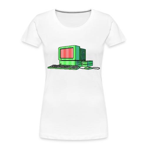 GS - Women's Premium Organic T-Shirt