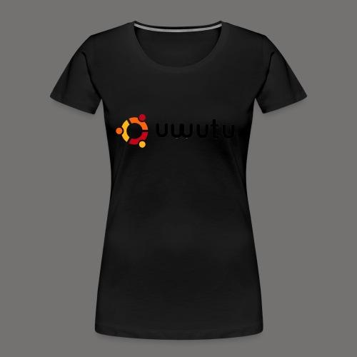UWUTU - Women's Premium Organic T-Shirt