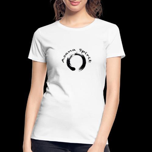 Asana Spirit - Women's Premium Organic T-Shirt