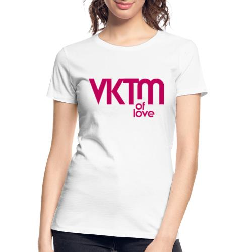 victim of love - Women's Premium Organic T-Shirt