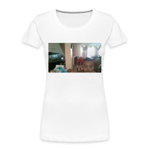 WIN 20160225 08 10 32 Pro - Women's Premium Organic T-Shirt