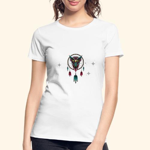 DREAM BIG OWL - Women's Premium Organic T-Shirt