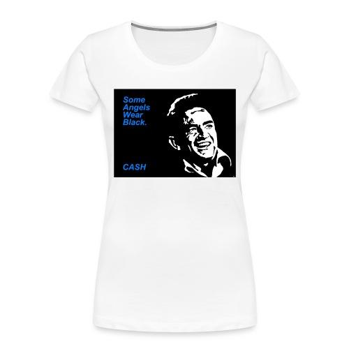CASH - Women's Premium Organic T-Shirt