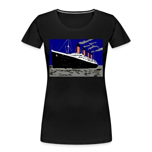 TITANIC - Women's Premium Organic T-Shirt