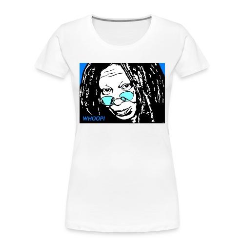 WHOOPI - Women's Premium Organic T-Shirt