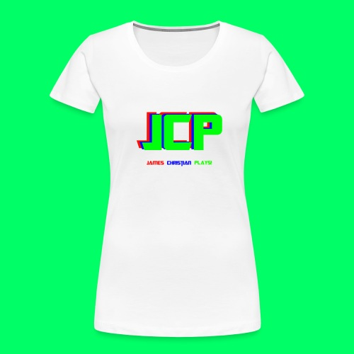 James Christian Plays! Original Set - Women's Premium Organic T-Shirt