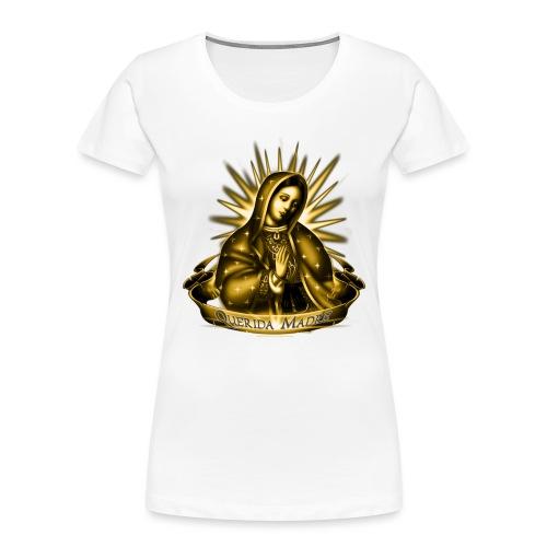 Querida Madre by RollinLow - Women's Premium Organic T-Shirt