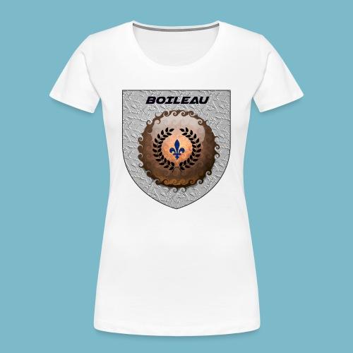 BOILEAU 1 - Women's Premium Organic T-Shirt