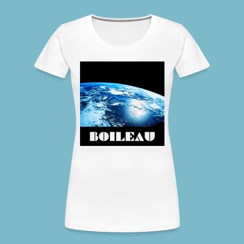 13 - Women's Premium Organic T-Shirt