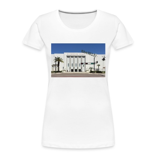 Hillsborough County - Women's Premium Organic T-Shirt