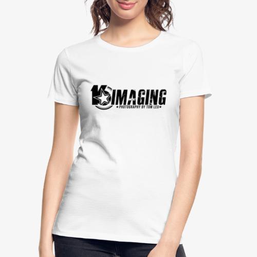 16IMAGING Horizontal Black - Women's Premium Organic T-Shirt