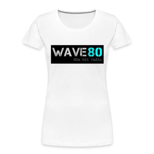 Main Logo - Women's Premium Organic T-Shirt