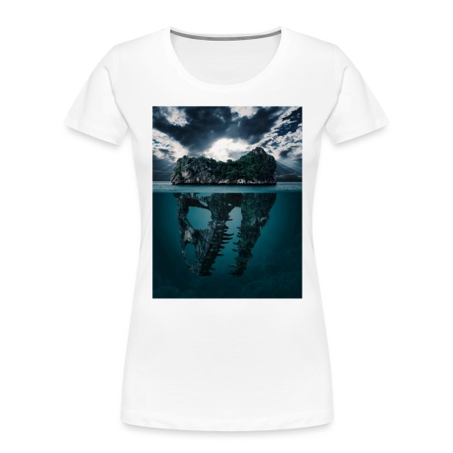Lost Sea - Women's Premium Organic T-Shirt