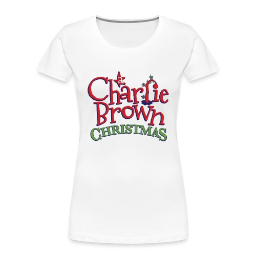A Charlie Brown Christmas - Women's Premium Organic T-Shirt