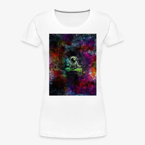 Astronaut - Women's Premium Organic T-Shirt