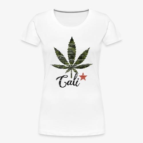 CaliStar.png - Women's Premium Organic T-Shirt