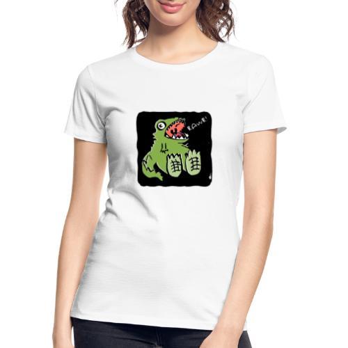RAWR! - Women's Premium Organic T-Shirt