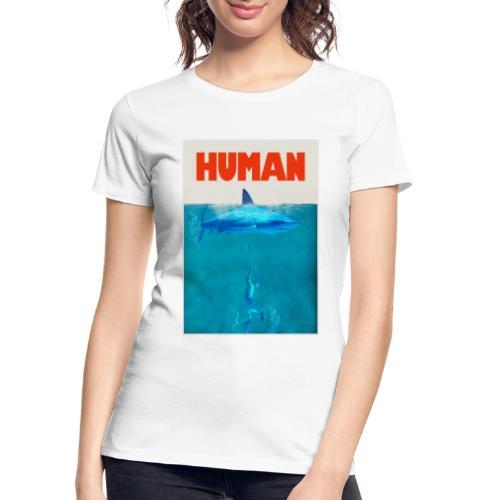 Endangered Shark - Women's Premium Organic T-Shirt