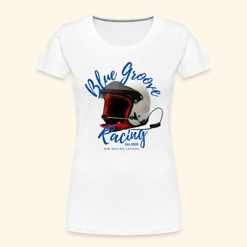 BGR Helmet - Women's Premium Organic T-Shirt