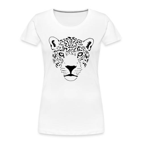 jaguar cougar cat puma panther leopard cheetah - Women's Premium Organic T-Shirt