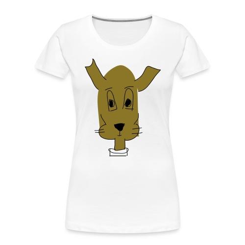 ralph the dog - Women's Premium Organic T-Shirt
