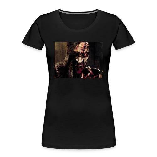 Zomby stranger - Women's Premium Organic T-Shirt
