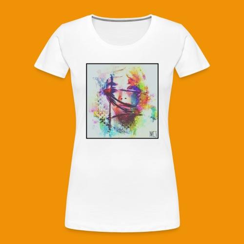 Trapped - Women's Premium Organic T-Shirt