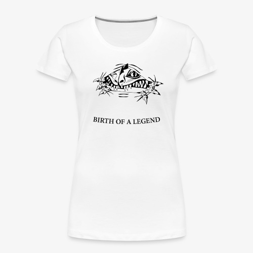 BIRTH - Women's Premium Organic T-Shirt