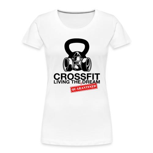 CROSSFIT LTQD - Women's Premium Organic T-Shirt