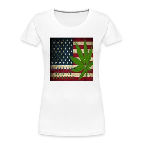 Political humor - Women's Premium Organic T-Shirt