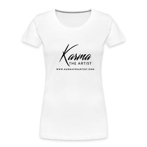 Karma - Women's Premium Organic T-Shirt