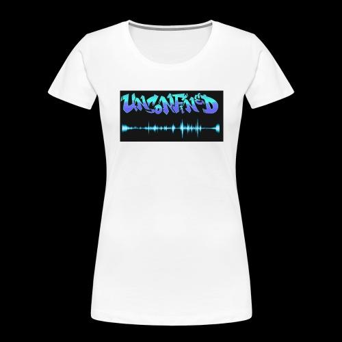 unconfined design1 - Women's Premium Organic T-Shirt