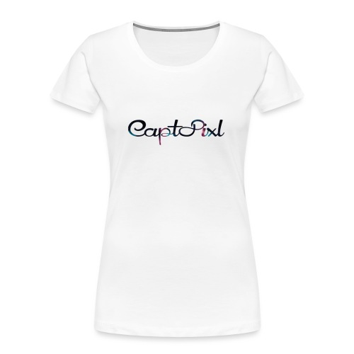 My YouTube Watermark - Women's Premium Organic T-Shirt