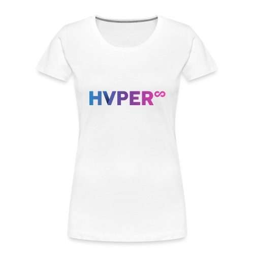 HVPER - Women's Premium Organic T-Shirt