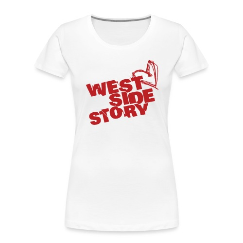 West Side Story - Women's Premium Organic T-Shirt