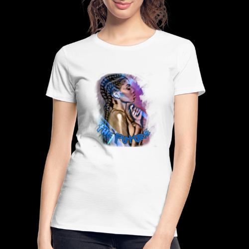 Future Girl - Women's Premium Organic T-Shirt