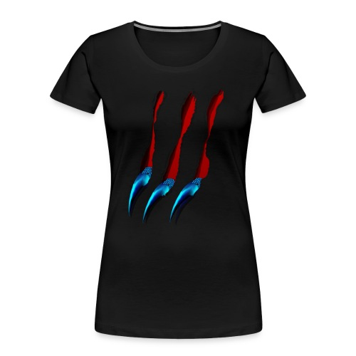 My Personal Dragon - Women's Premium Organic T-Shirt
