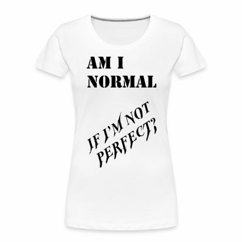 Misfit - Women's Premium Organic T-Shirt