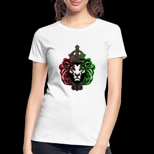 RBG Lion - Women's Premium Organic T-Shirt