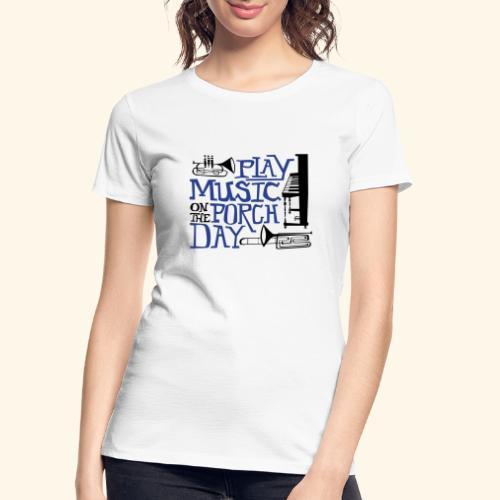 Horns - Women's Premium Organic T-Shirt