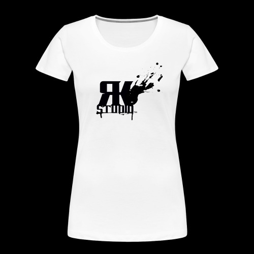 RKStudio Black Version - Women's Premium Organic T-Shirt