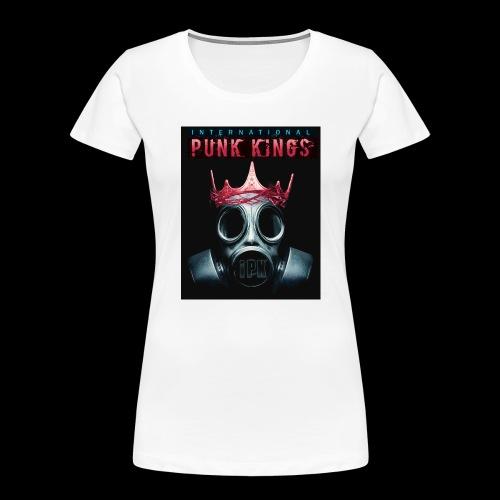 Eye Rock IPK Design - Women's Premium Organic T-Shirt