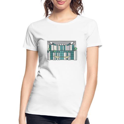 Chancellery Berlin - Women's Premium Organic T-Shirt