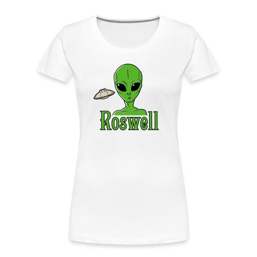Alien Roswell - Women's Premium Organic T-Shirt